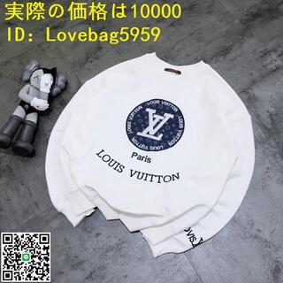ルイヴィトン(LOUIS VUITTON)のLOUIS VUITTON  レディース トレーナー  スウェット 10000(トレーナー/スウェット)