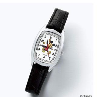 付録☆ミッキーマウスクラシック腕時計(腕時計)